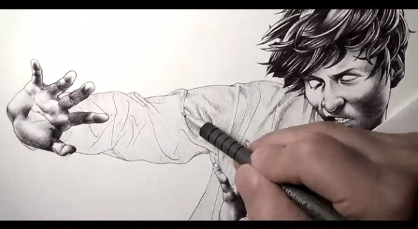 I wanna draw like this. real real bad.  http://koikoikoi.com/2012/02/shohei-otomo-carhartt-work-in-progress/