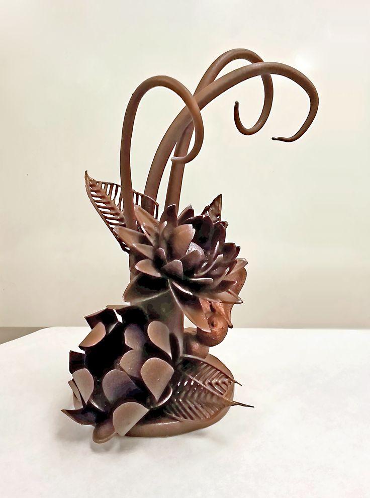 Chocolate Centerpiece - December 2013