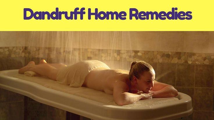 Home Remedies for Dandruff and Itchy Scalp  https://youtu.be/3vtSdtbOWAs  #HairDandruff #Dandruff #DandruffTreatment