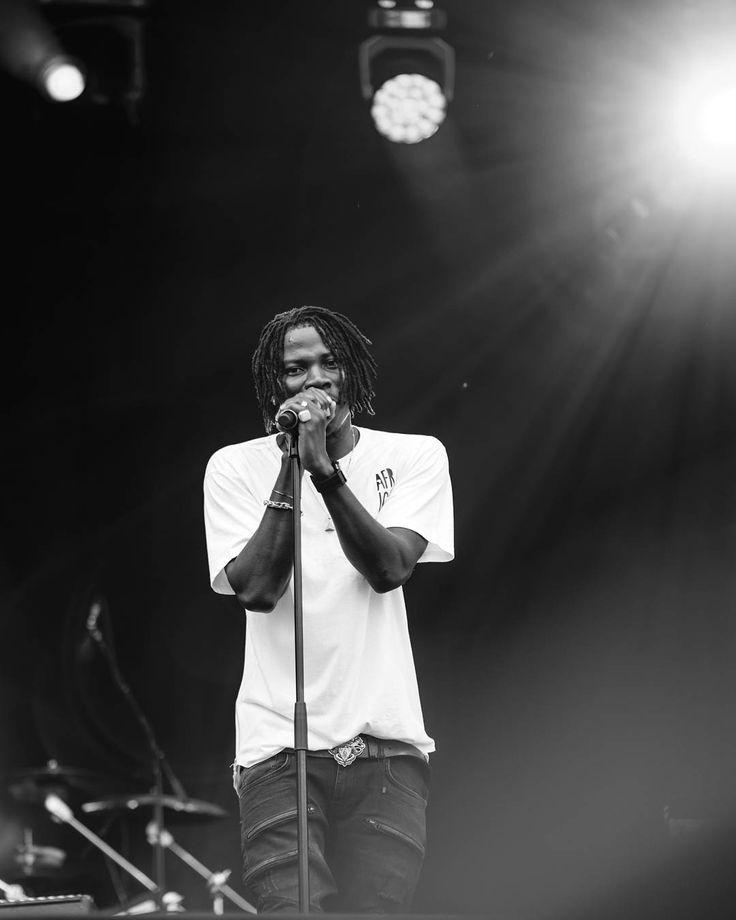'Goodness and mercy shall follow me' @stonebwoyb @ @bomboclatfestival    @georgiana_chitea  #bomboclatfestival #belgium #comefromfar #tour #stonebwoy #stonegod #teamstonebwoy #afrobeats #dancehall #reggae #ghana #africa #motherland #bhim #bhimnation #bw #blackandwhite #festival #musicphotography #concertphotography