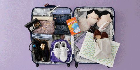 Packing Tips and Tricks for Travel - Packing Hacks for Long Trips
