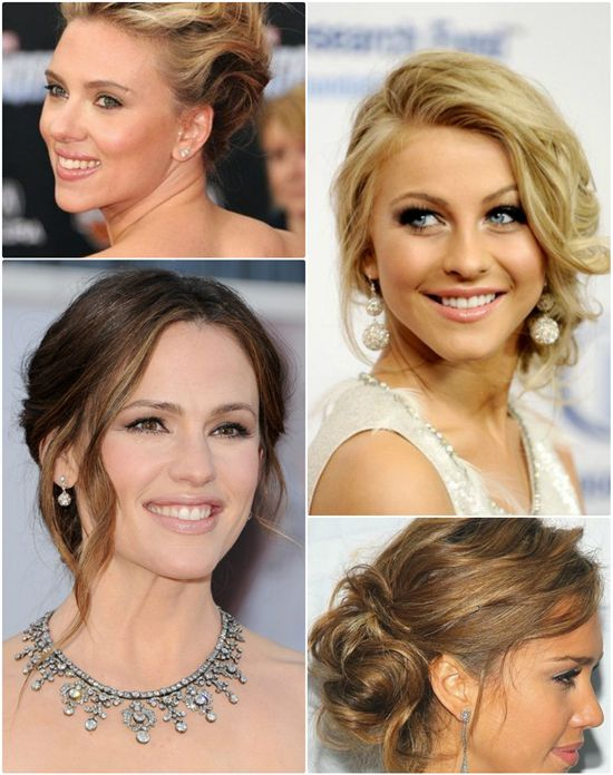 Celebrity Hairstyles  Top 3 Popular Up-do Tutorials by Clip in Cheap Hair Extensions