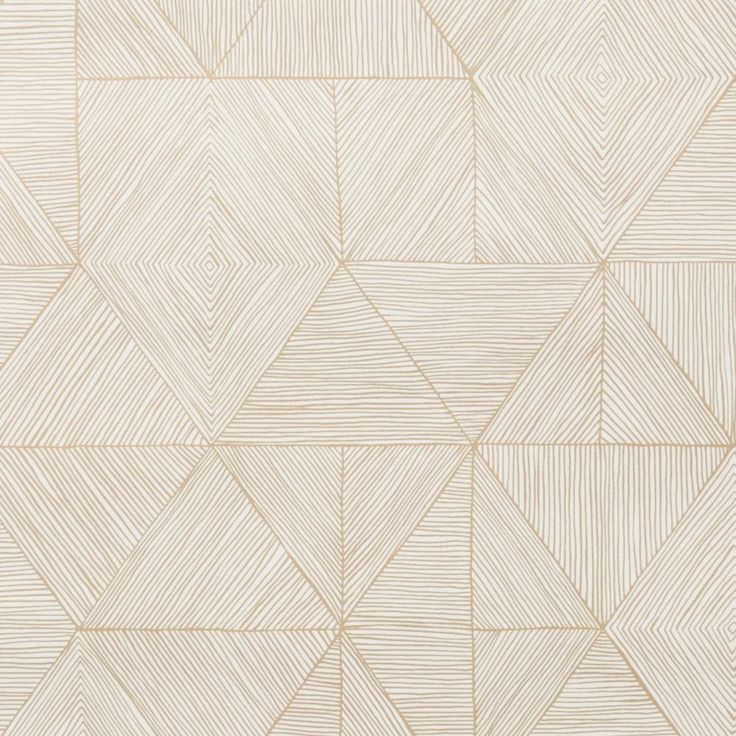 Mica Gold On Off White Wallcovering In 2019