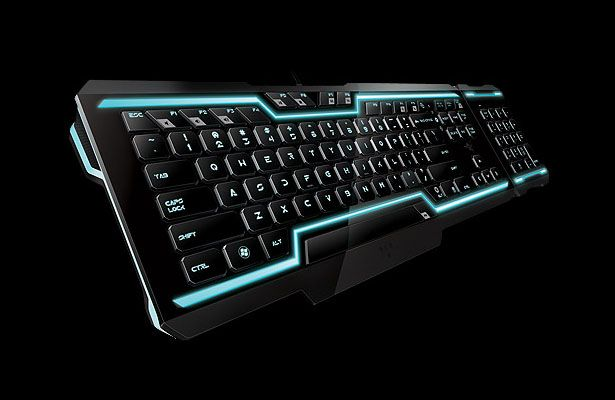 Razer TRON Gaming Keyboard