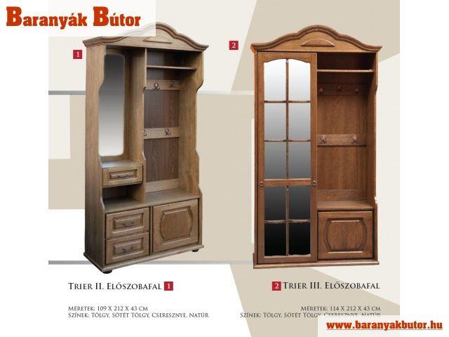 Válasszon kínálatunkból különleges előszobabútort!  http://www.baranyakbutor.hu/index.php?menu=rusztikus-fabutorok&id=eloszobafal