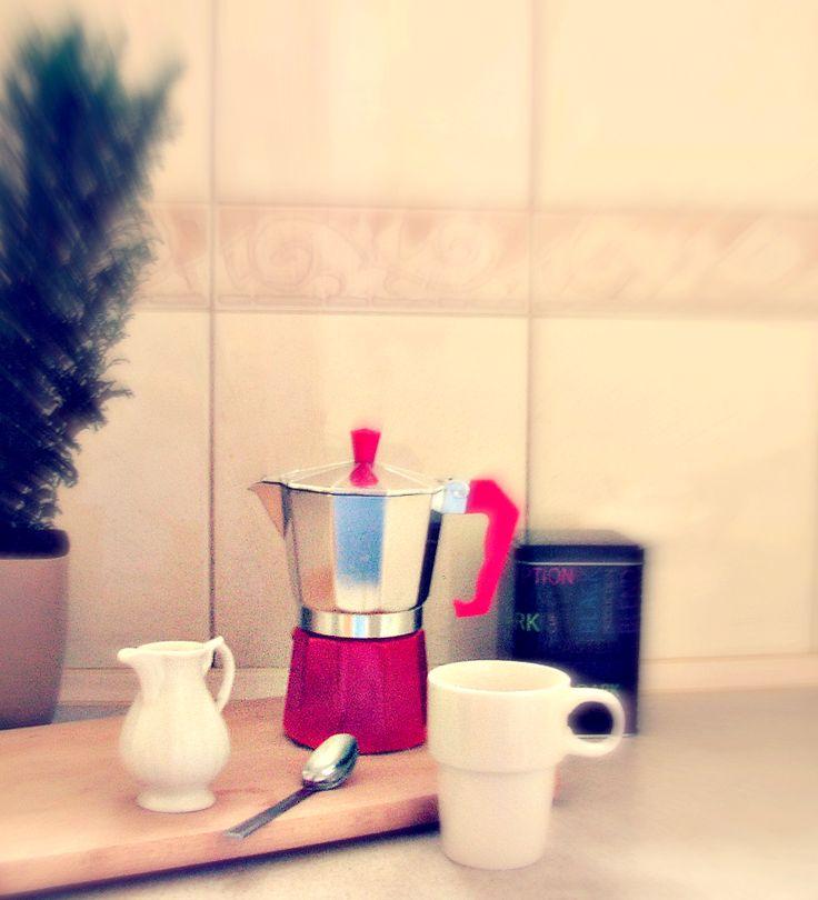 Rytuał czasu wolnego COFFEE! <3
