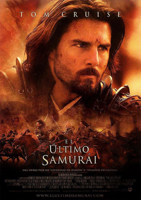 El Ultimo Samurai 2003 Full 1080p Latino The Last Samurai Samurai Action Movies