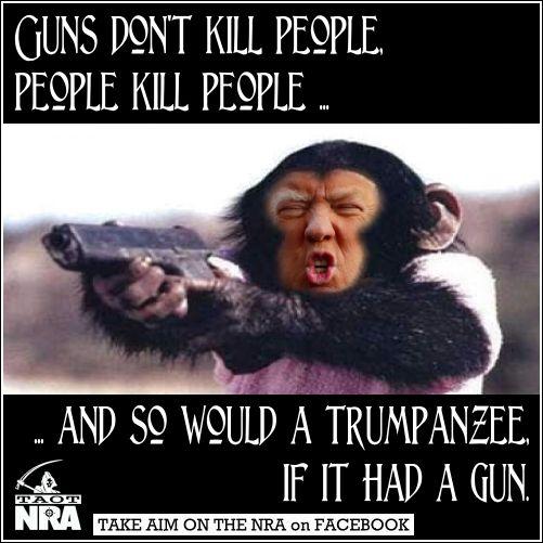 Guns Don't Kill People, Ideas Do