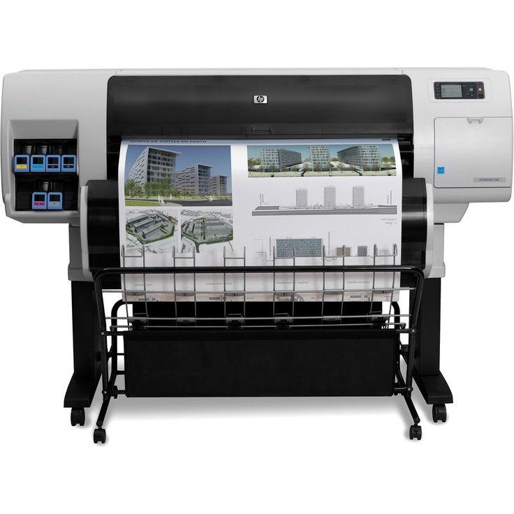 VENDESI PLOTTER USATO HP DESIGNJET T7100. http://www.bluestarsystem.it/