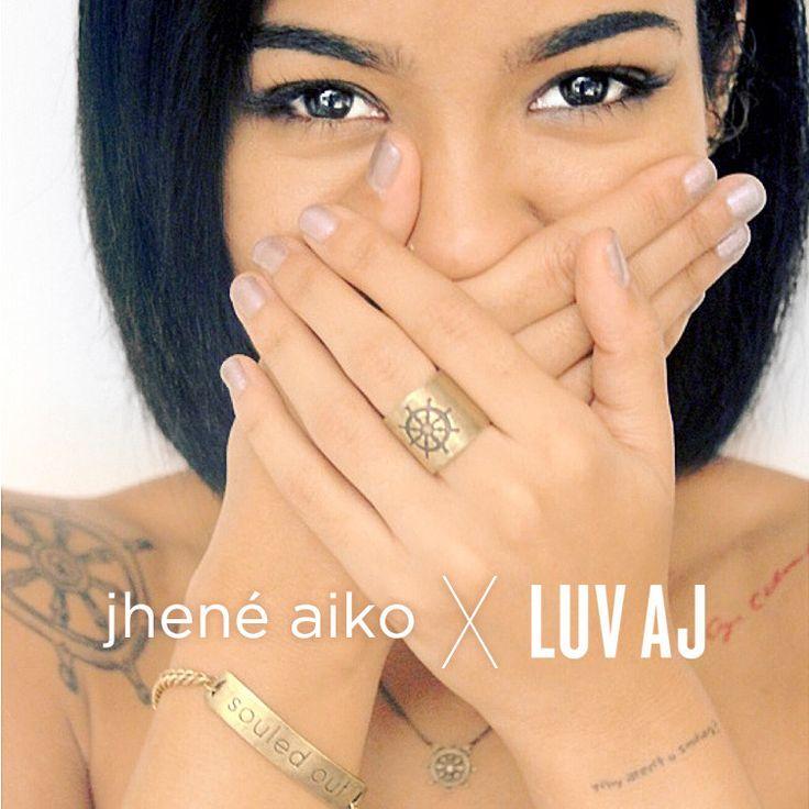 Jhene Aiko....I love her!!!