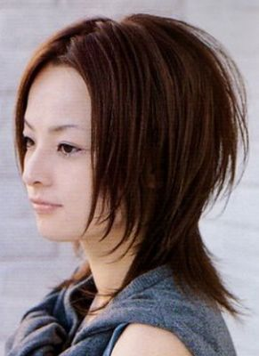 Hairstyle Dreams: Latest Japanese haircuts for Women 2012