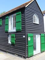 Whitstable fisherman's huts. To stay in...