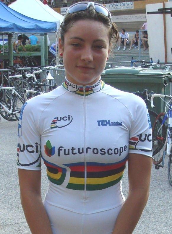 Kelly Druyts   Piste - CDM Piste à… - Fenioux France… - Pré-mondiaux 2011 ...