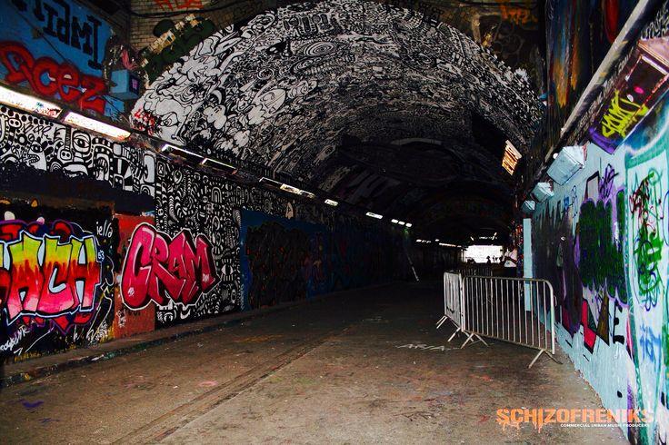 https://flic.kr/p/LWx9yR   Leake Street London SE1 - Graffiti tunnel (credit…