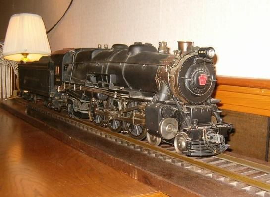 H.J. Coventry Baltimore MD live steam model train engine ...