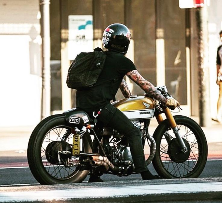 Want more ? Come riding with us @inkandride and be a part of the ⚡️Ink & Ride company⚡️ | | #caferacers #caferacer #classic #moto #custombike #bratstyle #harley #harleydavidson #chopper #ride #honda #caferacerclub #motorbike #vintage #custom #caferacergram #motorcycle #ducati #caferacerxxx #yamaha #caferacersofinstagram #triumph #scrambler #tracker #sportster #biker #caferacerporn #bobber #followme #inkandride  via ✨ @padgram ✨(http://dl.padgram.com)