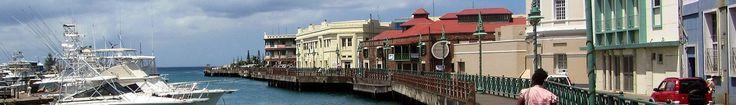 BARBADOS__Bridgetown_Promenade_
