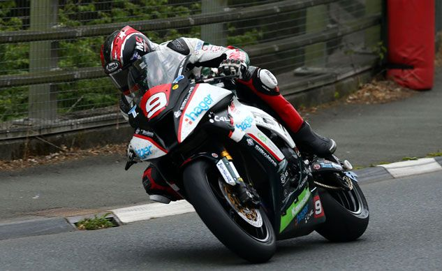 2015 Isle of Man TT: RL360 Superstock TT Results