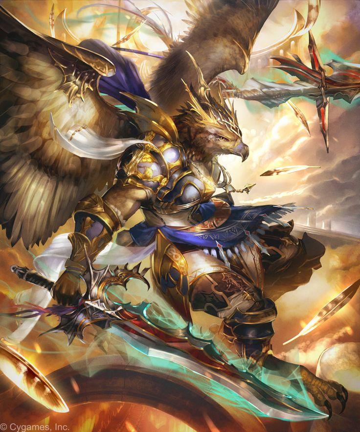 Faithful Garuda by kazashino