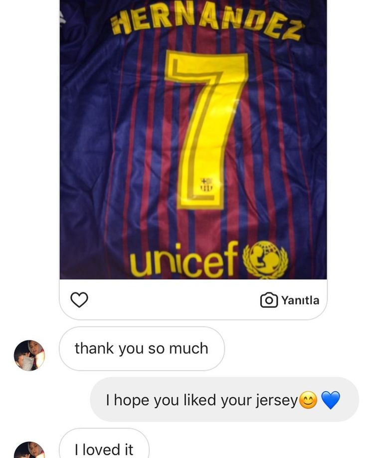 #happycustomer Thank you for shopping with us! #barcelona #barca