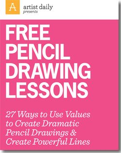 Pencil Drawing Techniques: 27 Ways to Use Values