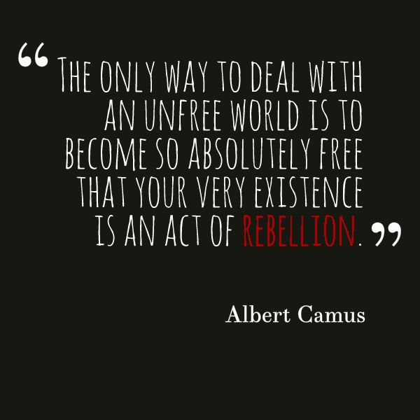 Quotes About Rebellion: Pinterest