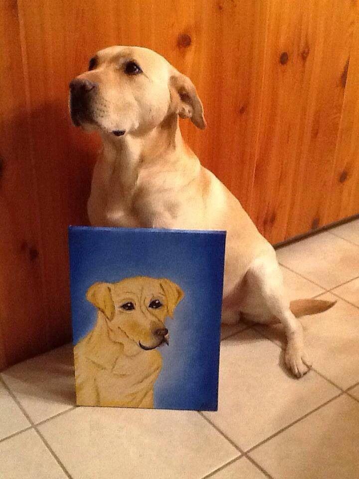 Pal portrait
