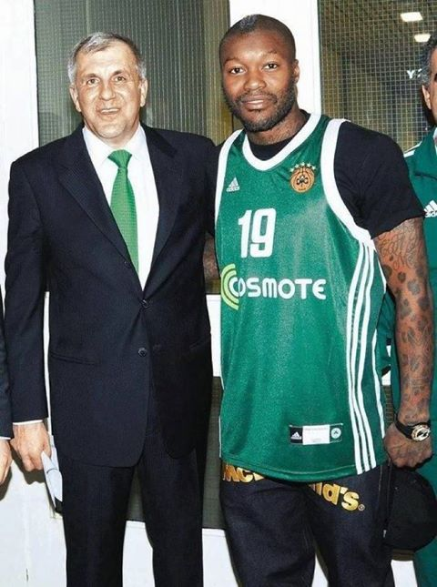Djibril  Cissé 2  Panathinaikos