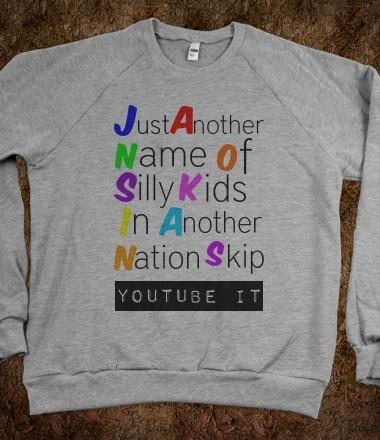 Janoskians<3 i want this