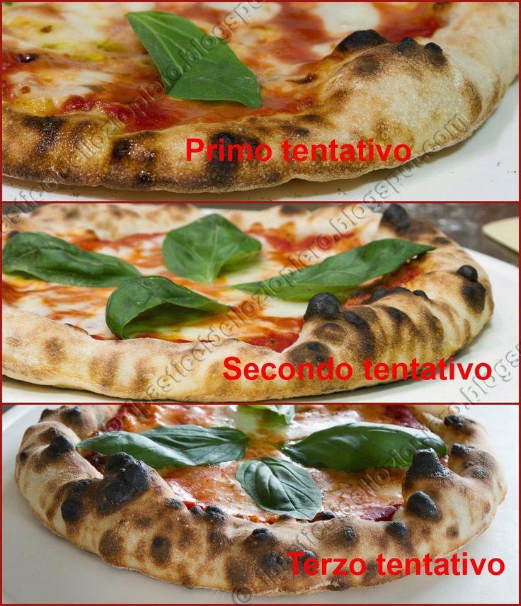 Gli amanti della Pizza Napoletana , quella tonda al piatto per capirci, lo sanno bene: per cuocerla occorre un forno a legna grazie al qua...