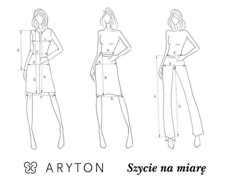 """Firma ARYTON rozpoczęła program szycia na miarę, który będzie dostępny w kilkunastu salonach na terenie całej Polski. W ramach programu panie, które nie mogą dopasować standardowych produktów do swojej figury lub chciałyby wybrać inną tkaninę, będą mogły zamówić indywidualny model. Szczegóły w salonach oznakowanych na witrynie napisem """"Szycie na miarę"""" :)"""