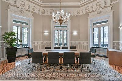 Portal de Diseño y Decoración: Espacios para trabajar: Gestamp, una oficina lumin...