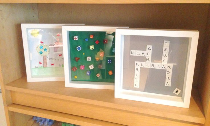 We wanted to create personalised presents for our friends & family. So we bought some Ribba frames, and customised them inspired from each person's hobbies