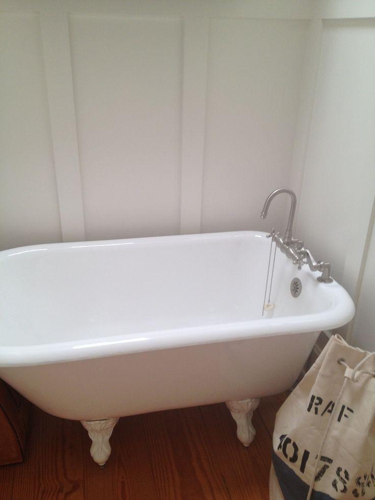 ball and claw tub i put in this bathroom addition - Claw Tub