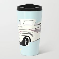 Grease Lightning! Metal Travel Mug