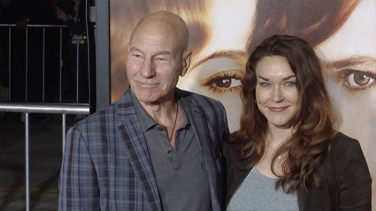 "Patrick Stewart & Sunny Ozell ""The Danish Girl"" Los Angeles Premiere"