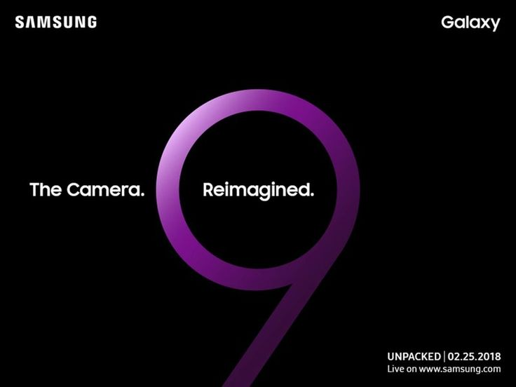 Samsung announces its Galaxy S9 launch date, and teases a new camera.