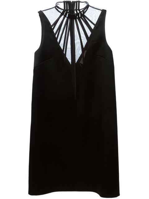abstract boning dress