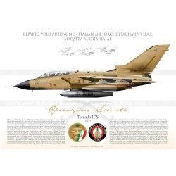 """TORNADO IDS """"Operazione Locusta"""" AM JP-578"""
