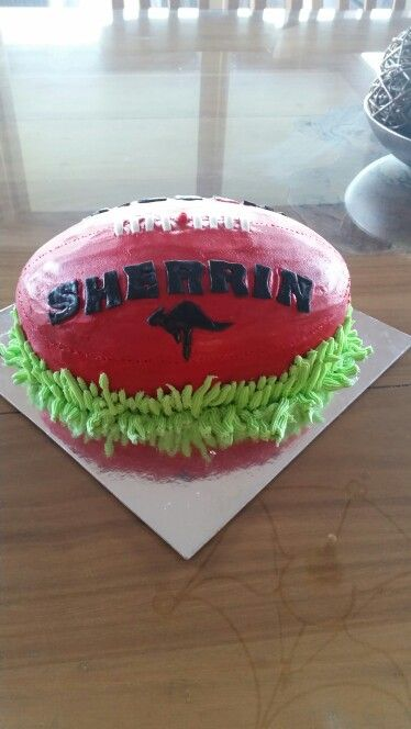 Tommy Bells 8th bday cake