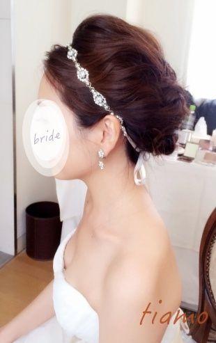 ラフな2スタイル♡お洒落なお二人のhappy wedding  大人可愛いブライダルヘアメイク『tiamo』の結婚カタログ