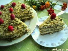 Торт «Лесной мох» - необыкновенный