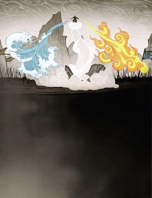 Legend of Korra: Wan The First Avatar.