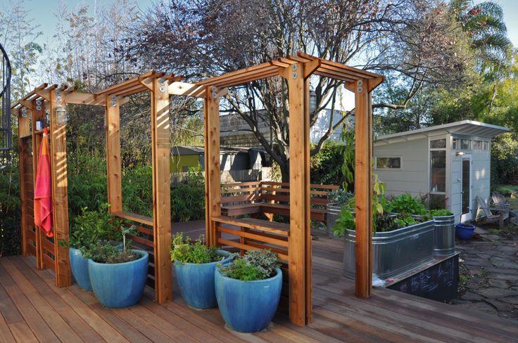 Backyard Ideas, Outdoor Shower, Home Office, Backyard Retreat