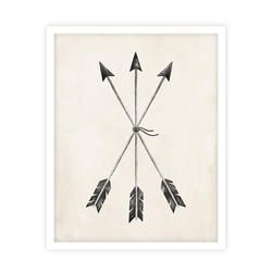 ARROW  PRINT - RYLEE & CRU
