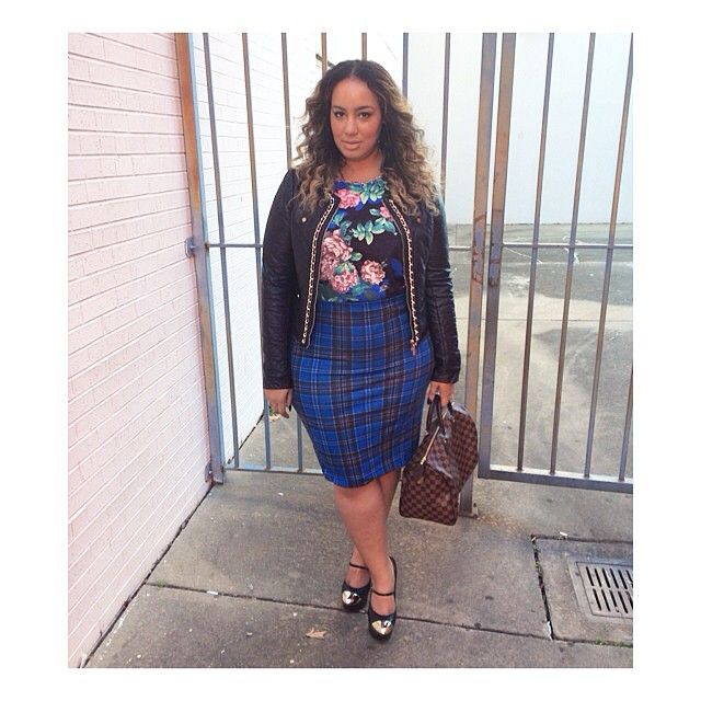 Plus Size Fashion - iambeauticurve's photo on Instagram