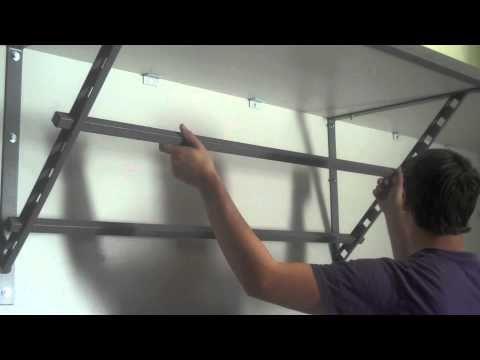 Garage Shelving Cary NC, Shelving, Cabinets, Overhead Storage, Cary / Durham NC