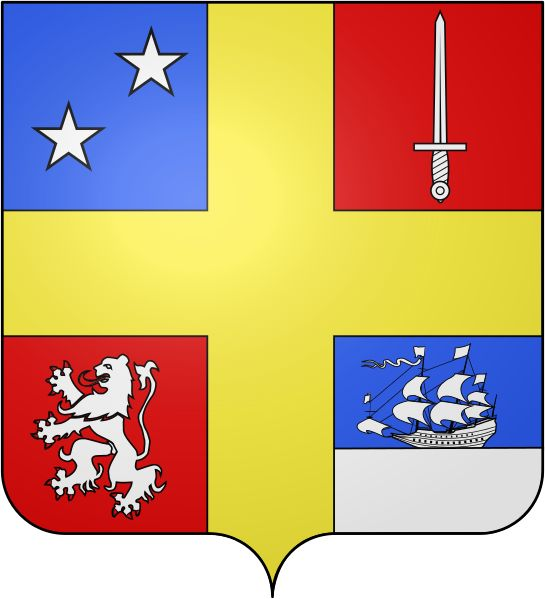 File:Blason fr Baron Julien Marie Cosmao-Kerjulien.svg