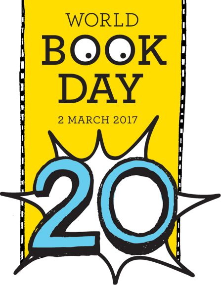 MARCH 2017: World Book Day @ 2 March
