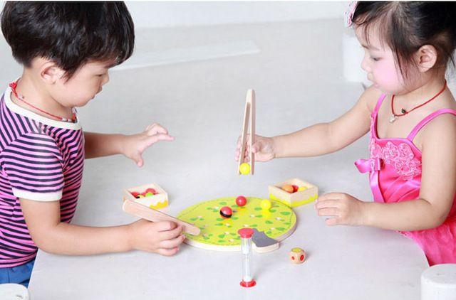 100% Brand New 3D Puzzle jeu Montessori éducatifs jouets en bois pommier Puzzle magnétique classique cadeau de noël pour enfants